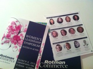 womens leadership symposium