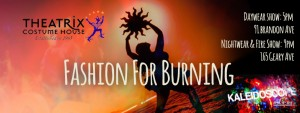 Fashion for Burning coverbanner