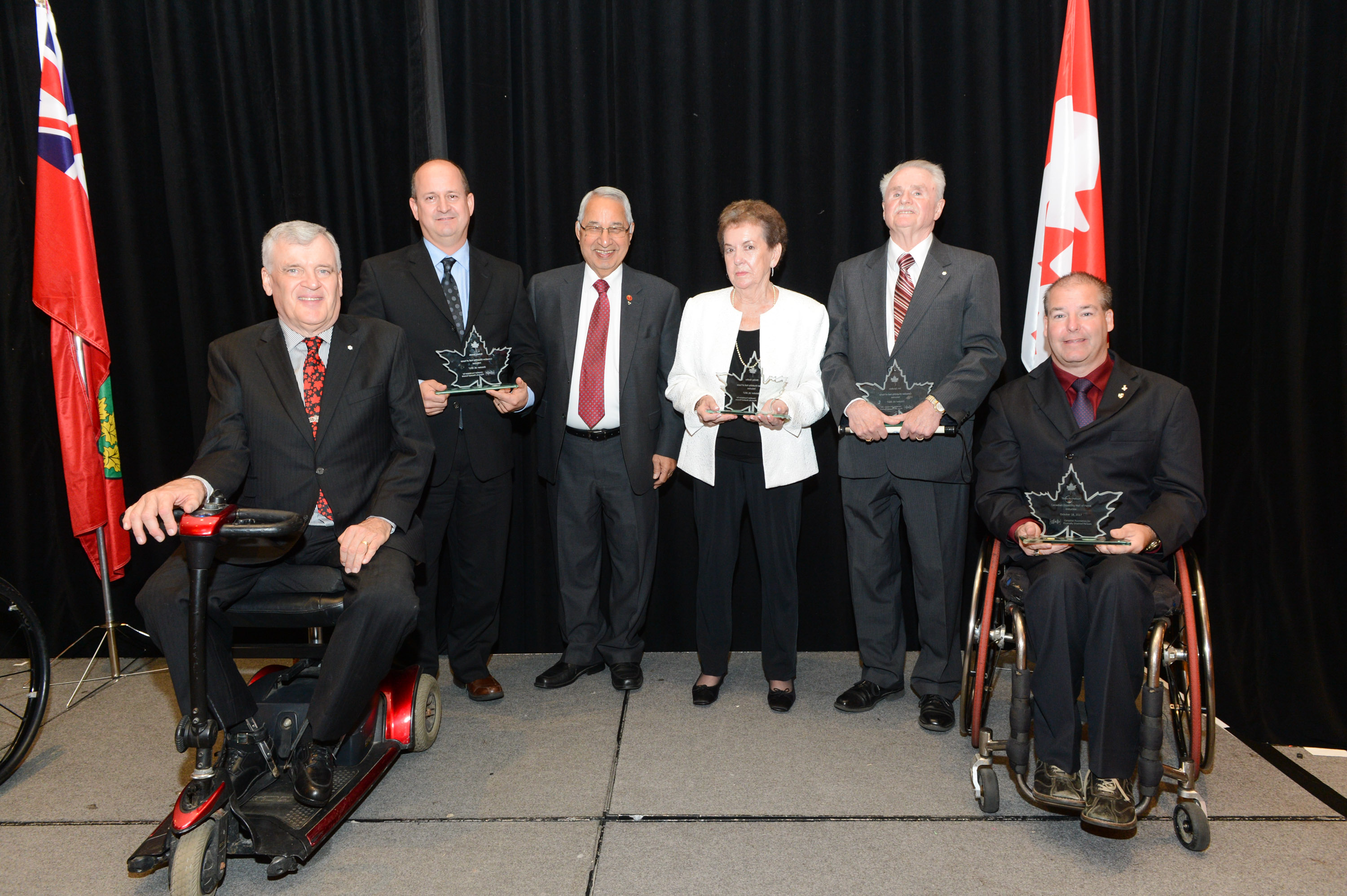 2017 Canadian Disability Hall of Fame